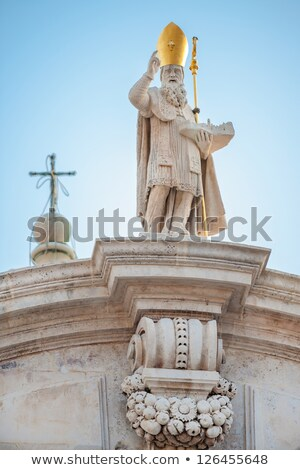 Saint Vlaho Stock photo © blanaru