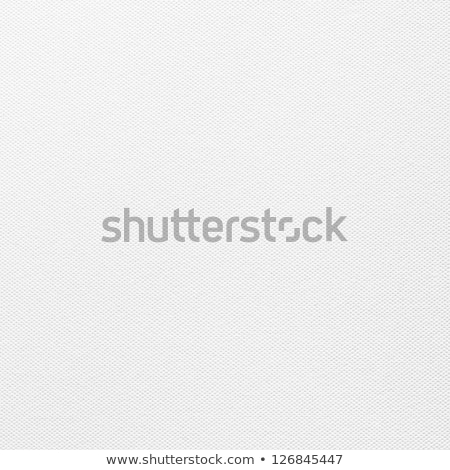 Seamless white corrugated paper texture background. Stock photo © Leonardi