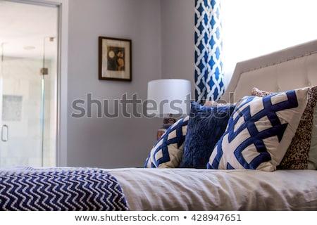 Kitchen Interior Desgin stock photo © cr8tivguy