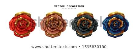 metal flower Stock photo © Marcogovel