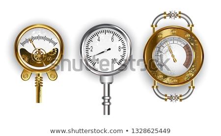 old manometer Stock photo © compuinfoto