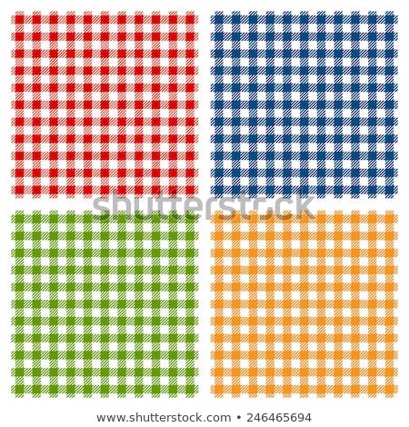 green weaving cloth texture stock photo © sfinks