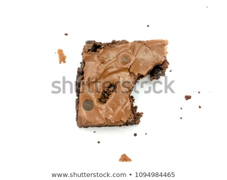 Freshly baked chocolate brownies Stock photo © raphotos
