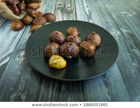 Sweet брезент поверхность группа фон оболочки Сток-фото © olandsfokus