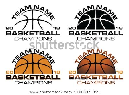 тень · баскетбольная · площадка · ключевые · Открытый - Сток-фото © lightsource
