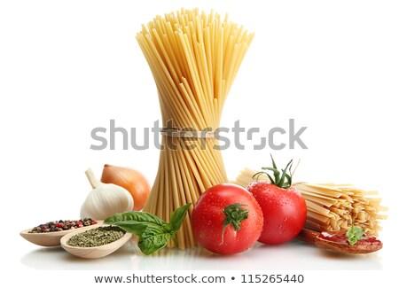 greggio · spaghetti · colore - foto d'archivio © rob_stark