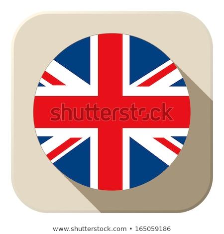Comprimido Reino Unido bandeira imagem prestados Foto stock © tang90246