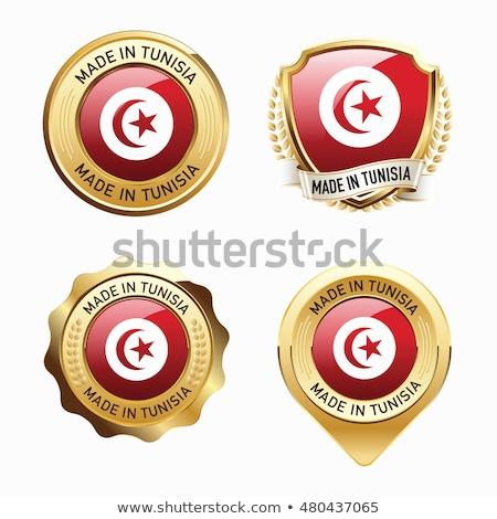 made in tunisia Stock photo © tony4urban