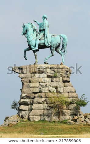 The Copper Horse, Windsor Stock photo © EcoPic