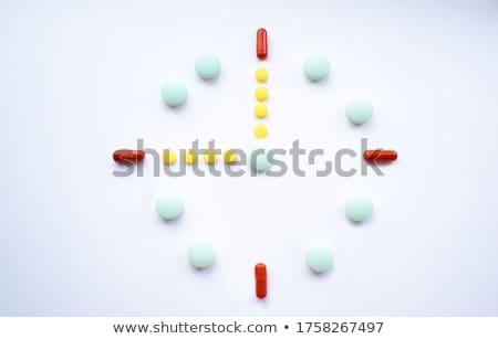 Drogas creativa medicina salud drogas Foto stock © Fisher
