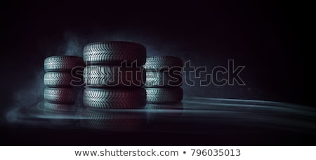 tire background stock photo © lightsource