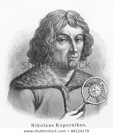 Nicolaus Copernicus Stock photo © bluering