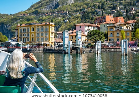 Lake Como boats Stock photo © Artlover