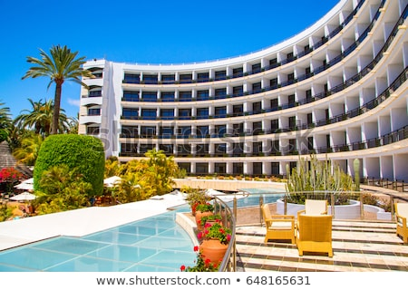 spain luxury hotel stock photo © idesign