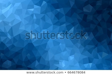 brilhante · cor · bandeira · triângulo · formas · água - foto stock © fresh_5265954