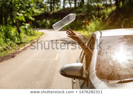 Throwing garbage stock photo © Julija Sapic (simply ...