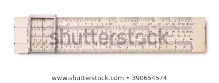 инженер · технической · отмечает · карандашом - Сток-фото © carenas1