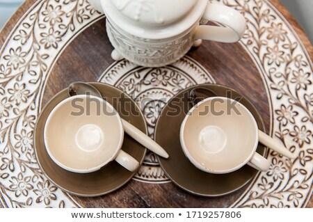 mix of bird mugs stock photo © theblueplanet