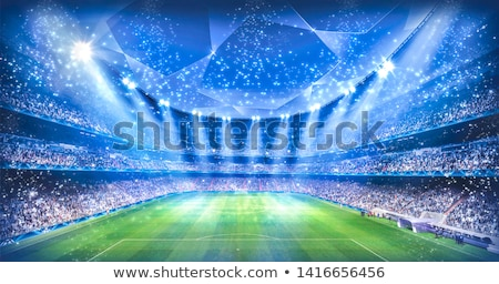 abstract soccer league game background Stock photo © SArts
