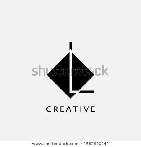 brief · ingesteld · logo · vector · iconen - stockfoto © blaskorizov