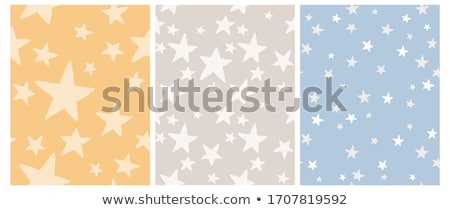 white seamless grunge pattern hand drawn light beige abstract striped background with white lines stock photo © essl