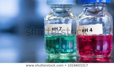 instrument for measuring acidity stock photo © oleksandro