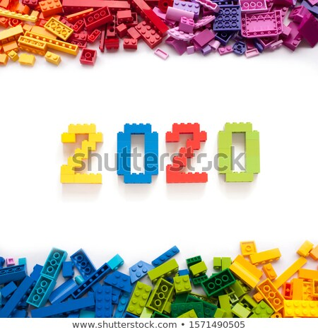 witte · verandering · kans · kubus - stockfoto © oakozhan