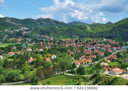 cetinje montenegro stock photo © joyr