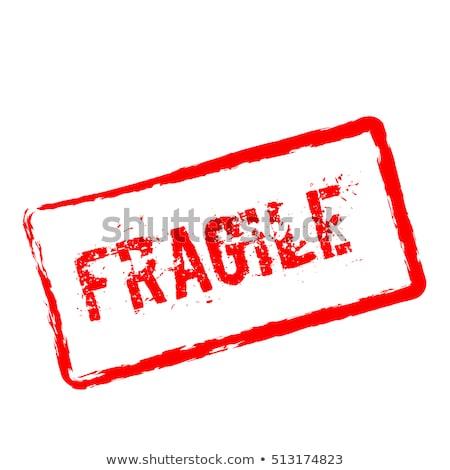 distressed retangular stamps stock photo © 3mc