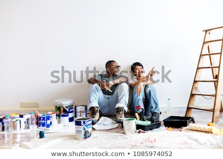 diy couple stock photo © photography33