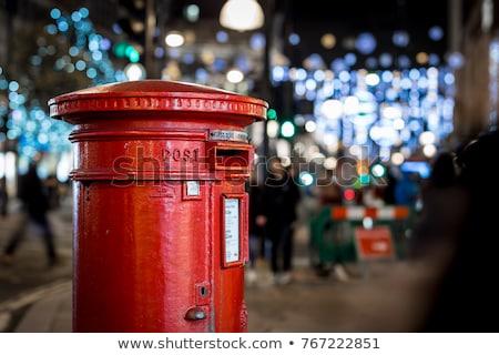 London Post box Stock photo © Vividrange