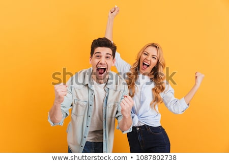 couple of winners Stock photo © photography33