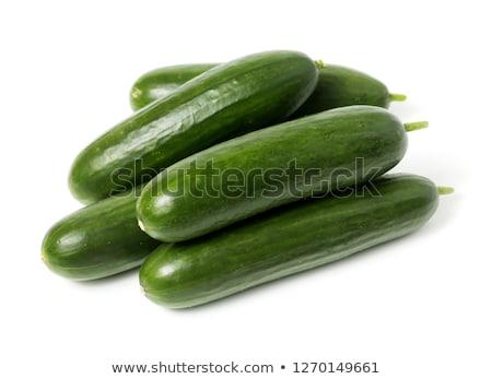 Lebanese Cucumbers Stock photo © kitch