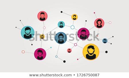 Network Team Stock photo © Lightsource