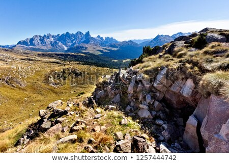 Dolomites - ww1 location  Stock photo © Antonio-S