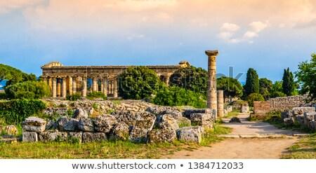 templo · Itália · principal · hoje - foto stock © lianem