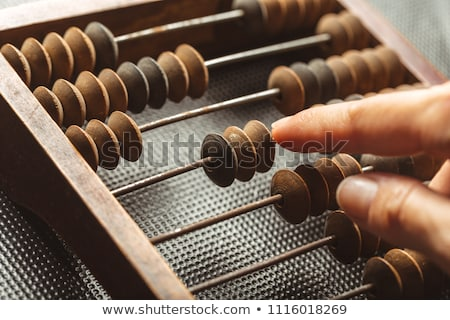 abacus Stock photo © perysty