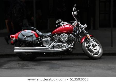 vám · bicikli · motorkerékpár · fehér · erő · indiai - stock fotó © paulfleet