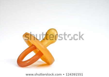 silicone pacifier Stock photo © jirkaejc
