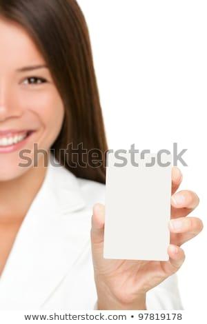 женщины · стороны · смартфон · пальцы · прикасаться - Сток-фото © deandrobot