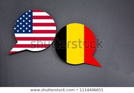 usa belgium stock photo © tony4urban