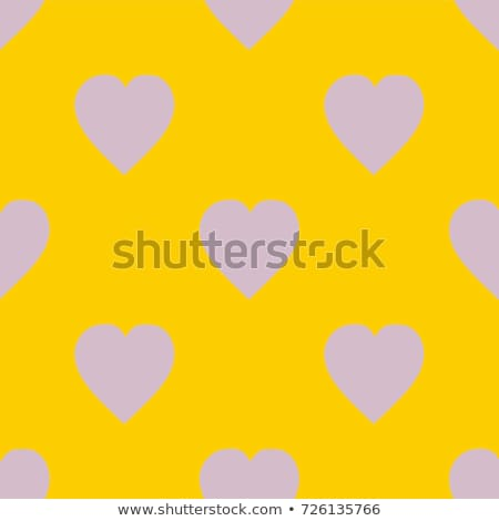 Turuncu kalp model dizayn kâğıt Stok fotoğraf © slunicko