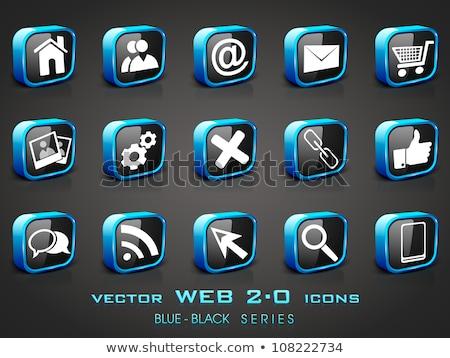 delete 3d icon Stock photo © nickylarson974