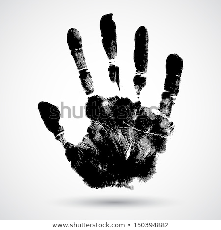 Grunge hand Stock photo © Tawng