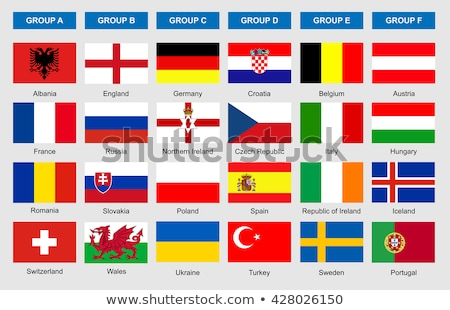 Turquia Irlanda bandeiras quebra-cabeça isolado branco Foto stock © Istanbul2009