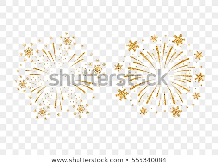 Background design with colorful fireworks Stock photo © bluering