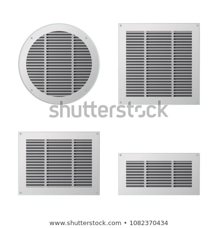 Round air vent Stock photo © magraphics
