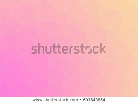 Eğim geometrik üçgen biçim model duvar kağıdı Stok fotoğraf © igor_shmel