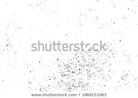 Old destroyed asphalt with cracks Stock photo © Kotenko