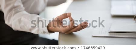 Wzrost motywacja pracy działalności banery kariery Zdjęcia stock © robuart